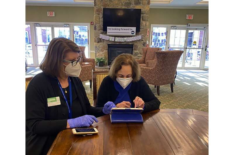 Never too late: Pandemic propels older shoppers online