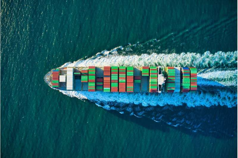New materials to make ships more sustainable and less noisy for marine life