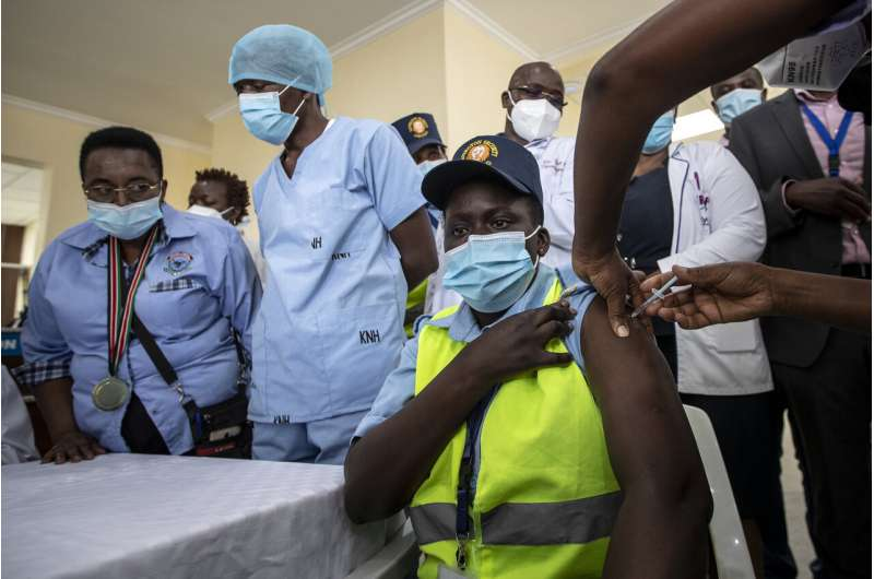 Stalled at first jab: Vaccine shortages hit poor countries