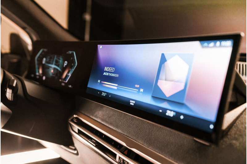 Top automotive tech at CES 2021
