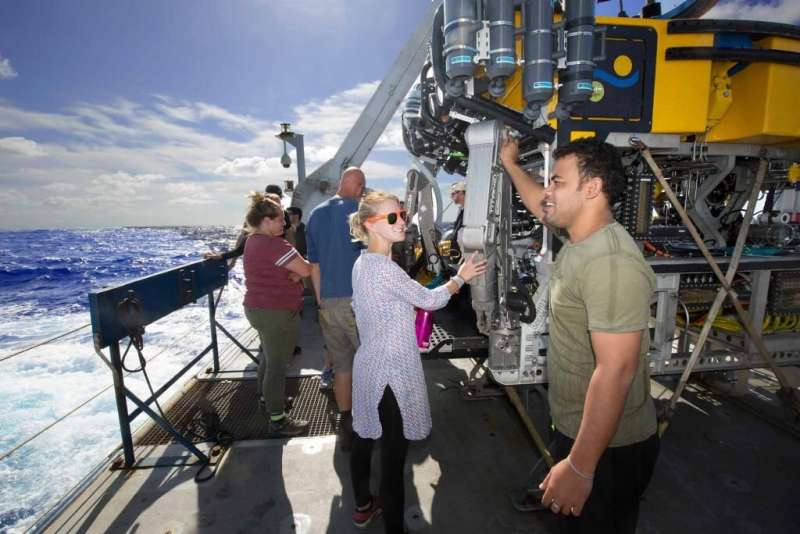 Researchers discover deep sea microbes invisible to human immune pattern recognition
