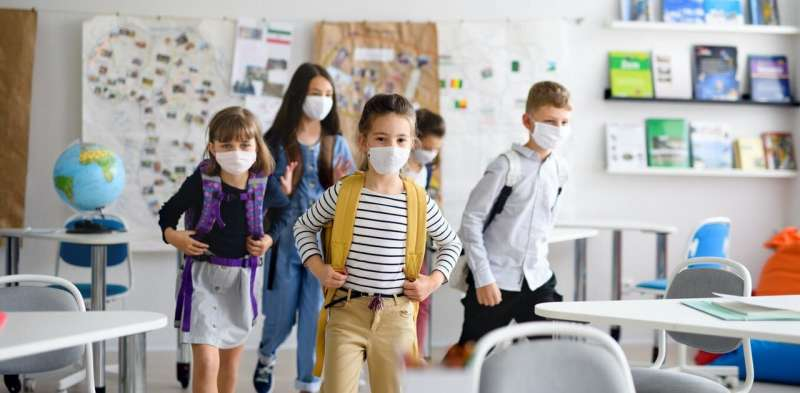 5 ways parents can help children adjust to being at school after months in lockdown