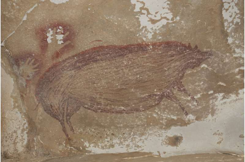 World's oldest known cave painting found in Indonesia