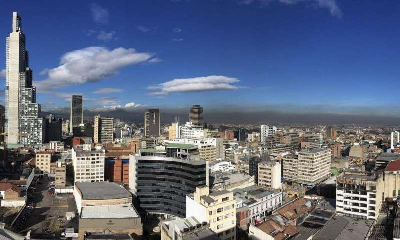 Researchers modify air quality models to reflect polluted reality in Latin America