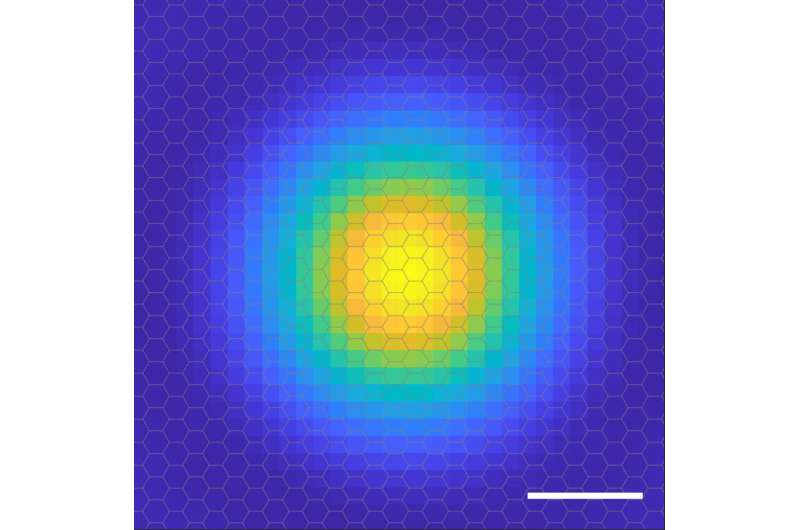 Scientists capture first ever image of an electron's orbit within an exciton