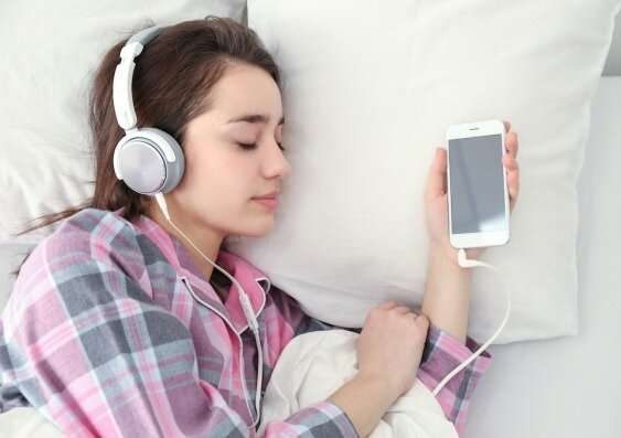 Study reveals the relaxing music to help you sleep