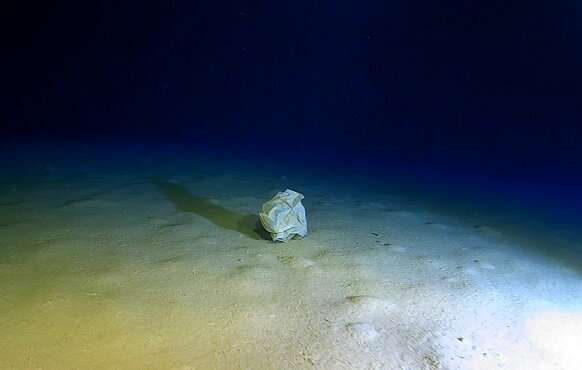 Researchers review seafloor macrolitter