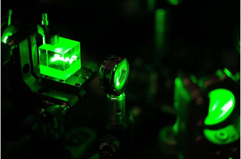 Combined technique using diamond probes enables nanoscale imaging of magnetic vortex structures