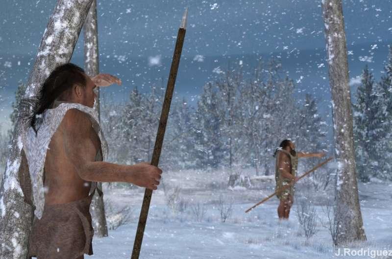 Shivering in the Pleistocene