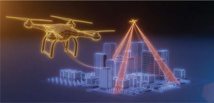 Tethered drones have wireless data covered