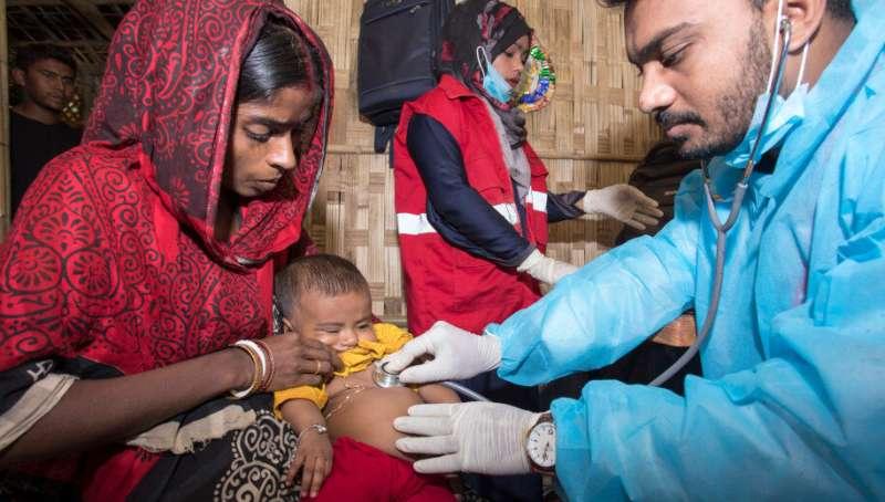 Child development plan targets gamut of risks