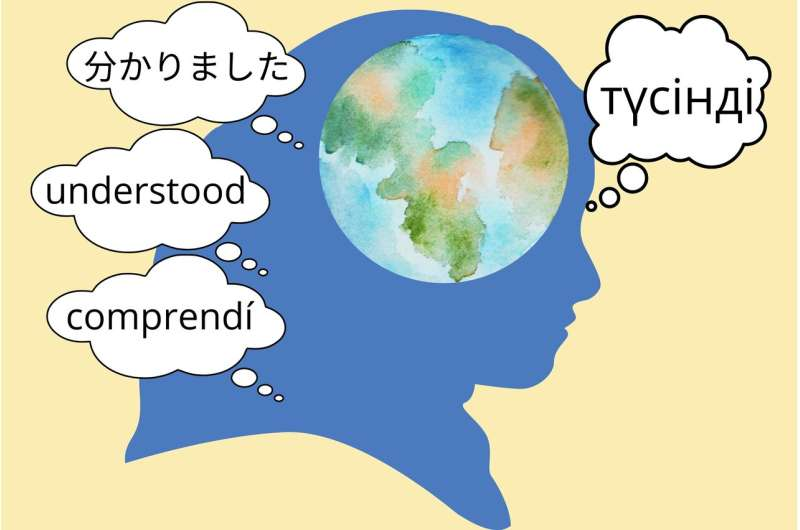 Multilingual people have an advantage over those fluent in only two languages: UTokyo-MIT study measures brain activity while le