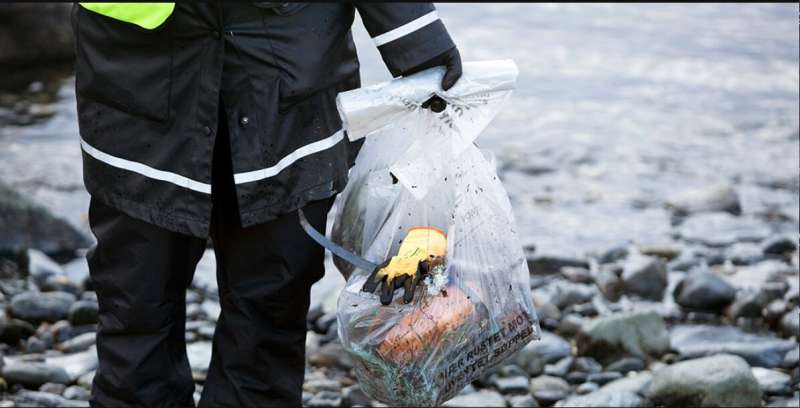 New technology will identify sources of plastic in the ocean