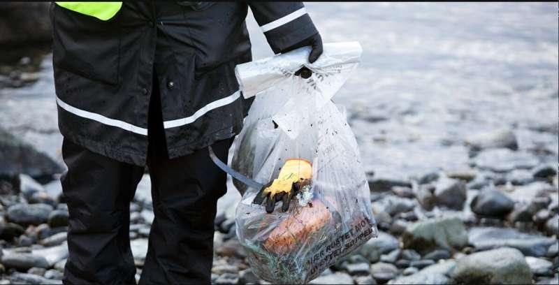 La nueva tecnología identificará las fuentes de plástico en el océano
