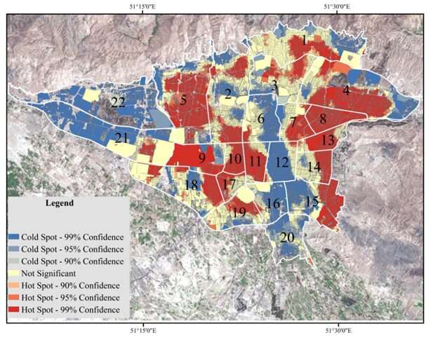 Highly dense urban areas are not more vulnerable to COVID-19, researchers say