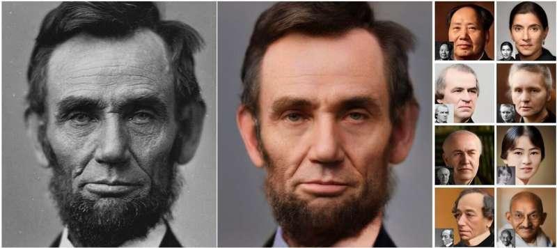 La nouvelle technique de colorisation des photos utilise la réaction cutanée à la lumière pour des résultats réalistes