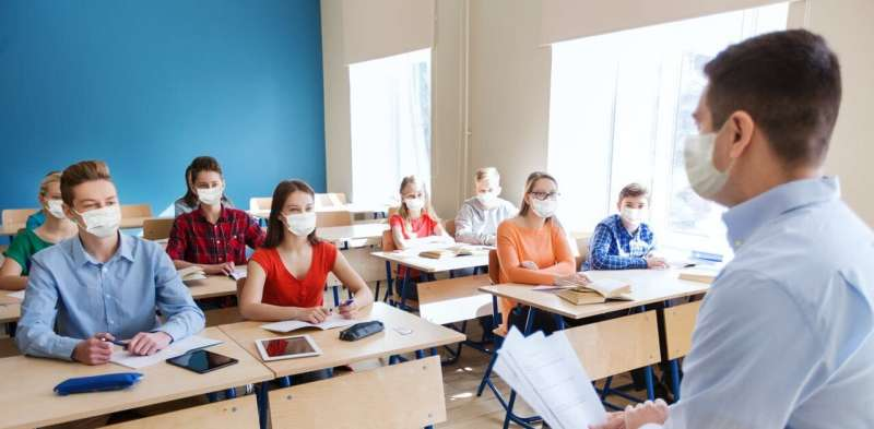 7 tips for making masks work in the classroom