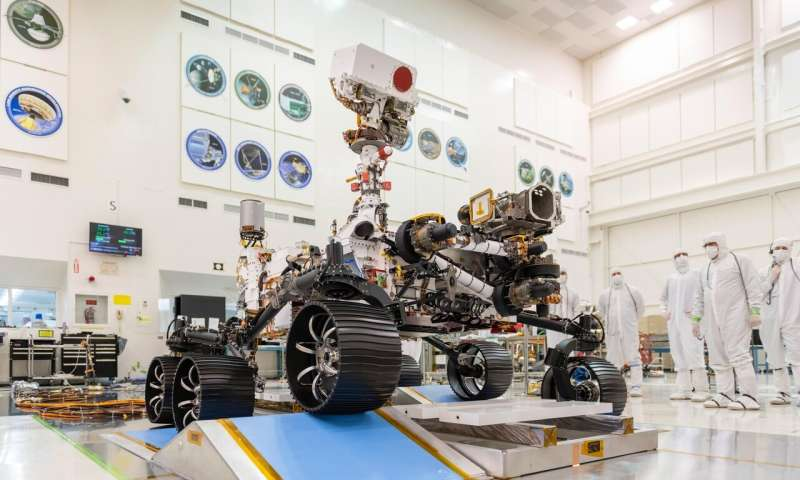 7 things to know about the NASA rover about to land on Mars