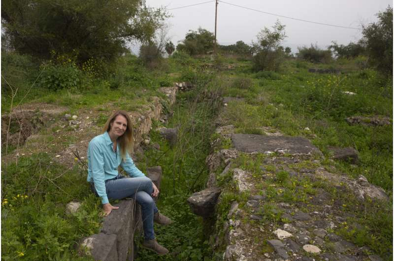By Sea of Galilee, archaeologists find ruins of early mosque