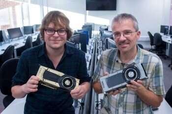 Researchers unleash potential of desktop PCs to run simulations of mammals' brains