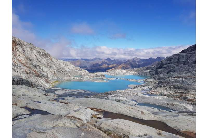 Scientists unlock the secrets of glacier-fed streams, from Greenland to Switzerland