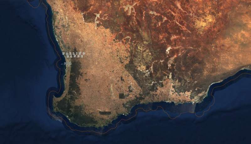 A brighter future: how whitening the Wheatbelt could cool the climate