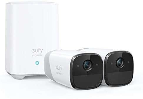 Un bug permet à la caméra de sécurité Eufy d'accéder aux flux des étrangers