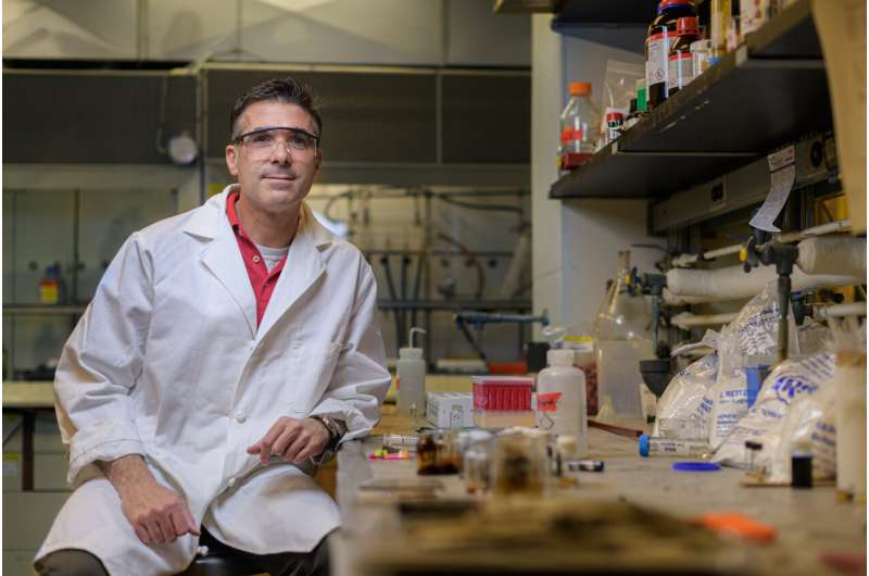 A sticky subject: Studying shellfish for advanced adhesives