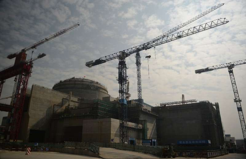 A years-long Chinese-French project, the Taishan nuclear power plant opened in 2018