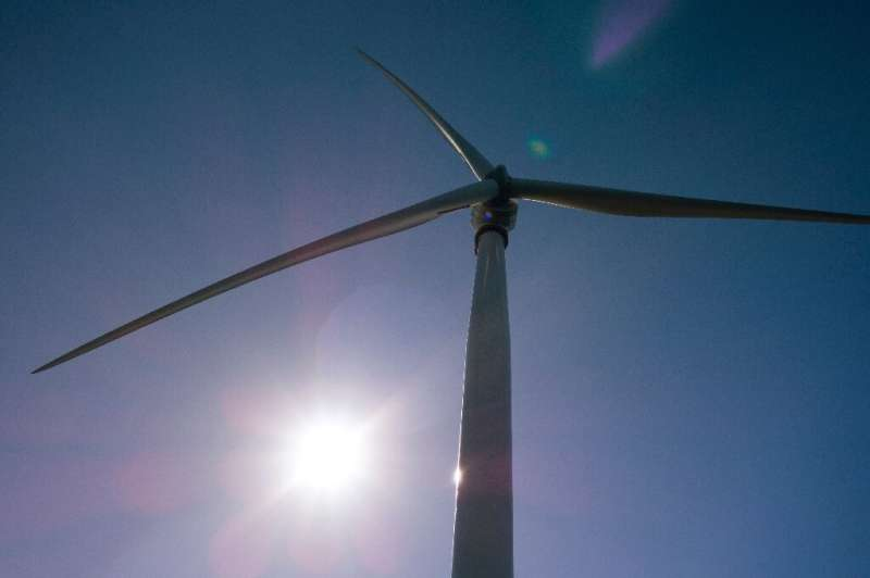A $43 billion deal for what the South Korean government says will be the world's largest offshore wind farm complex has been sig