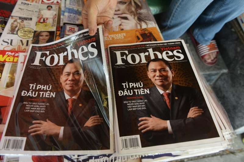 According to the company, the Forbes brand reaches more than 150 million people worldwide through its websites and events, with