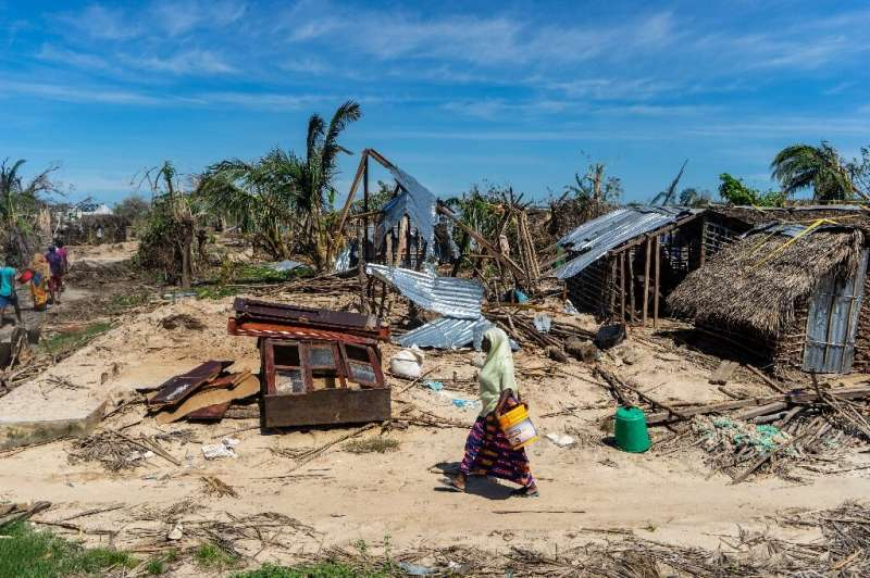 Adaptation—reducing the fall out among communities and increasing their capacity to deal with climate-related disasters such as