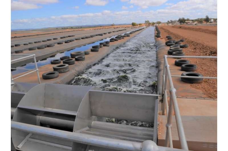 Adding value to recycled wastewater