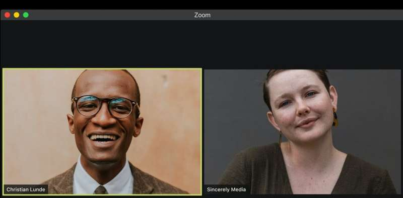 After a year of Zoom meetings, we'll need to rebuild trust through eyecontact