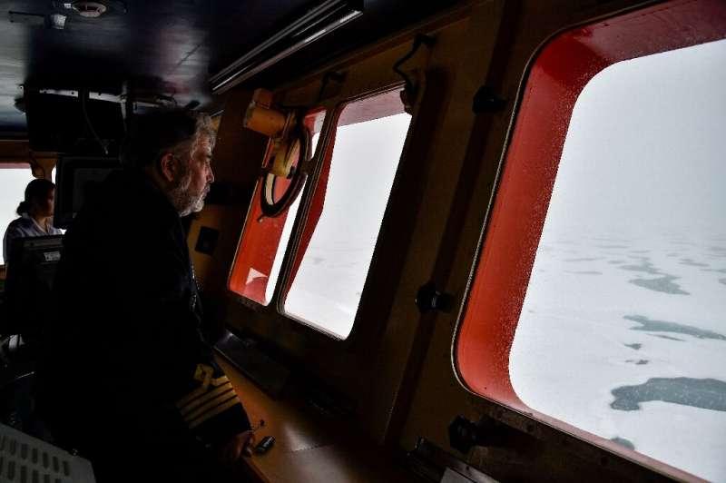 Après près de 30 ans en mer, dont une grande partie dans l'Arctique, Dmitry Lobusov a vu de ses propres yeux les changements provoqués par le réchauffement climatique
