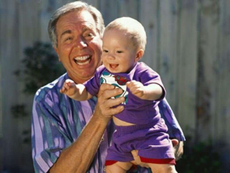 Age can impair a man's odds for fatherhood: study