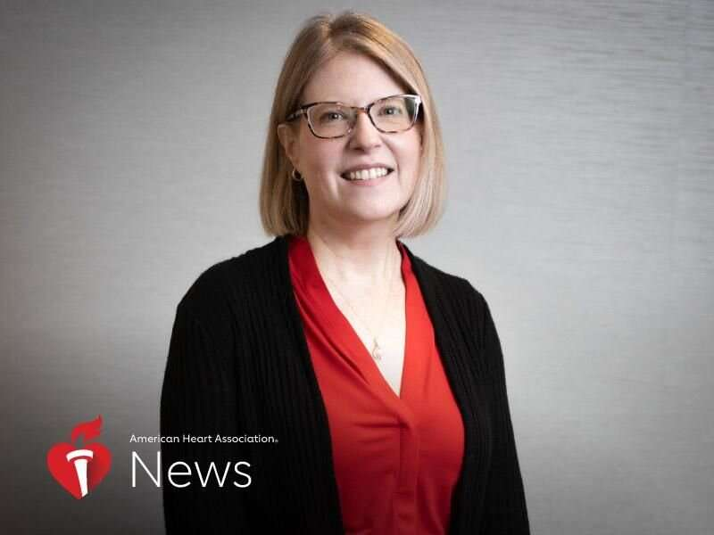 AHA news: 47-year-old relearned to walk, talk and count after stroke