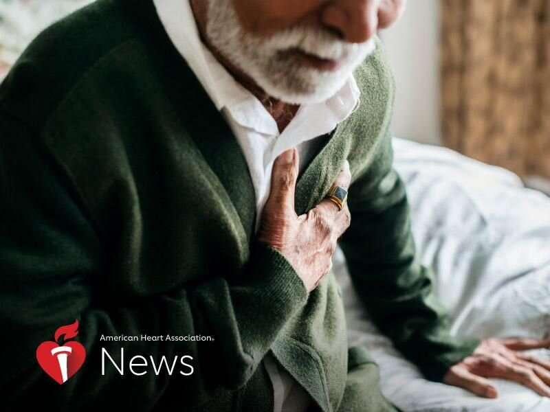 AHA news: dangers of life-threatening second heart attack may be highest soon after the first