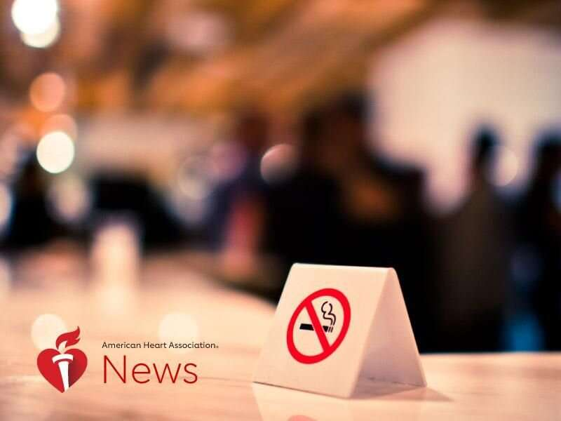 AHA news: deep disparities persist in who gets exposed to secondhand smoke
