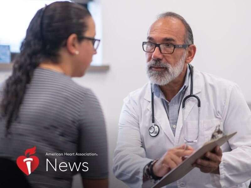 AHA news: discrimination may change heart structure in hispanic adults