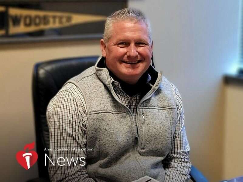 AHA news: orthopedic surgeon becomes patient after stroke at 48