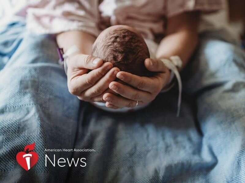 AHA news: preterm deliveries may pose long-term stroke risk for mothers