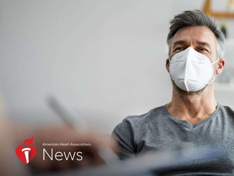 AHA news: severe mental health disorders may increase risk of death in men with heart failure