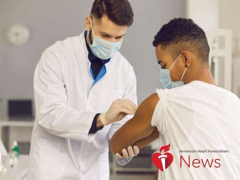 AHA news: should rare cases of heart inflammation put your COVID-19 vaccine plans on hold?