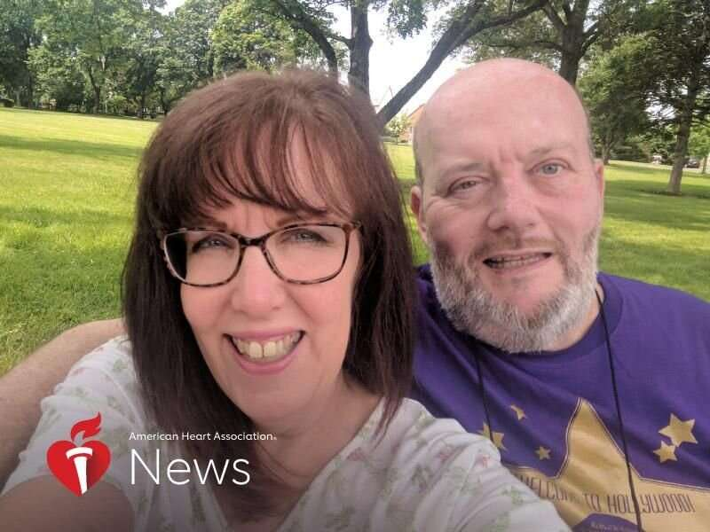 AHA news: stroke affects the whole family, and here's how to help keep it together