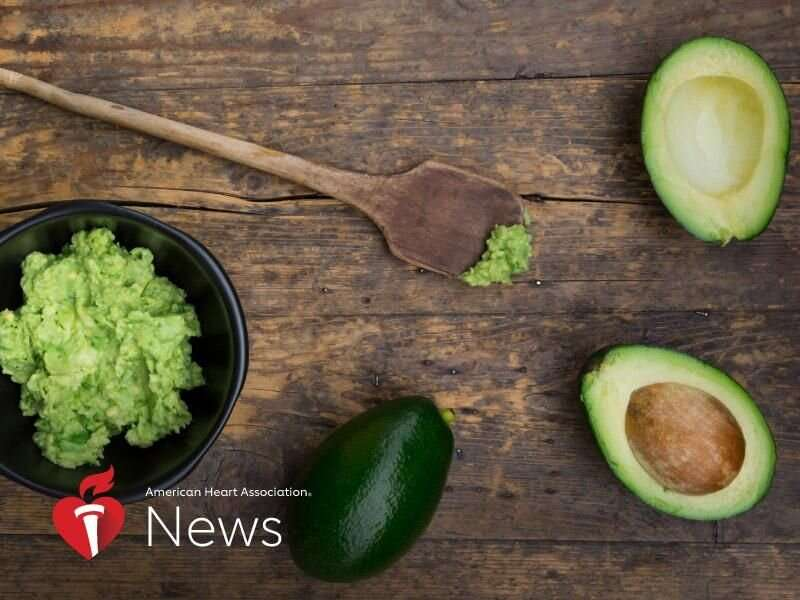 AHA news: avocados are a healthy option super bowl sunday – and year-round