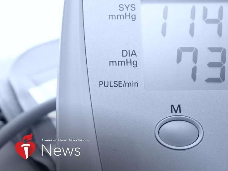 AHA news: blood pressure successes in black people may come down to these 2 things