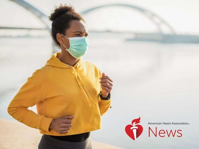 AHA news: is it OK to exercise when you're sick?