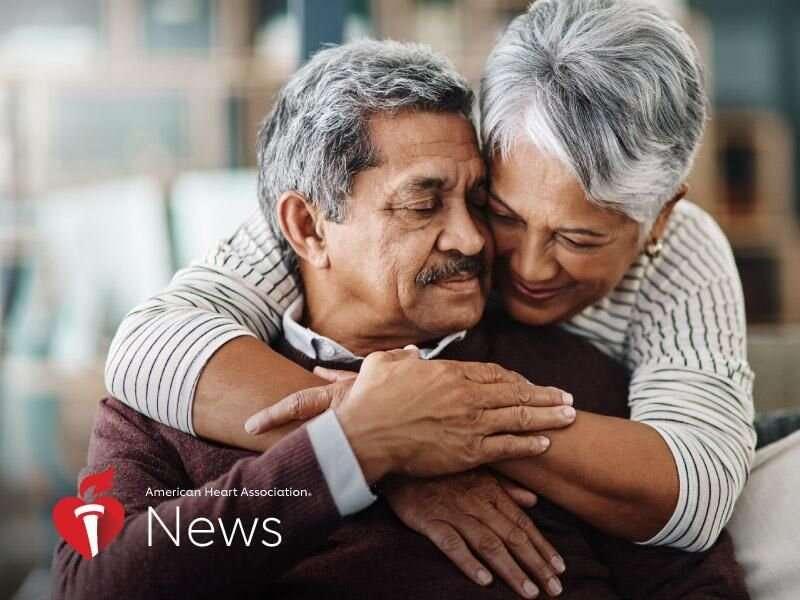 AHA news: sex after stroke: new study highlights survivors' fears