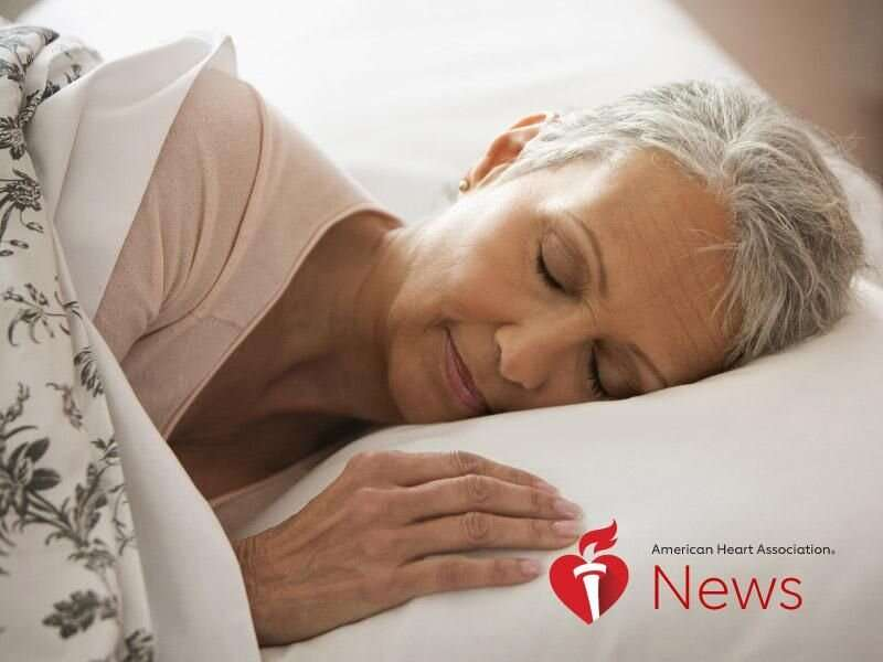 AHA news: sleep disorders plague stroke survivors – and put them at risk